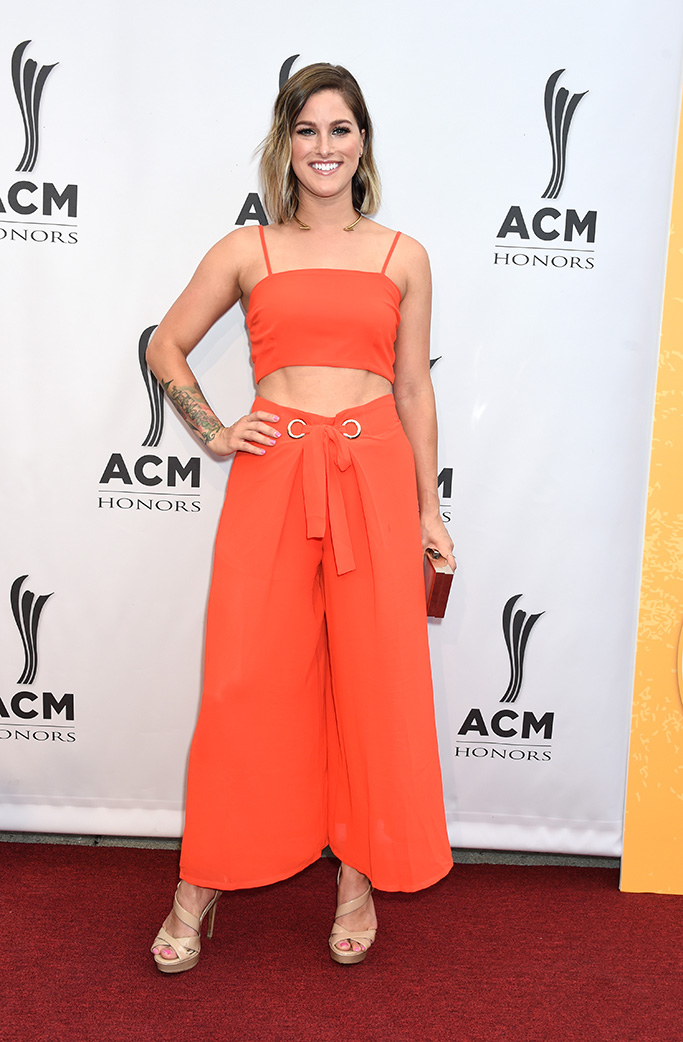Cassadee Pope12th Annual ACM Honors, Arrivals, Nashville, USA - 22 Aug 2018