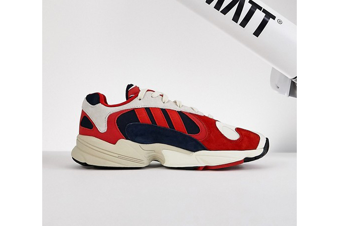 Adidas Originals Yung-1 Sneakers
