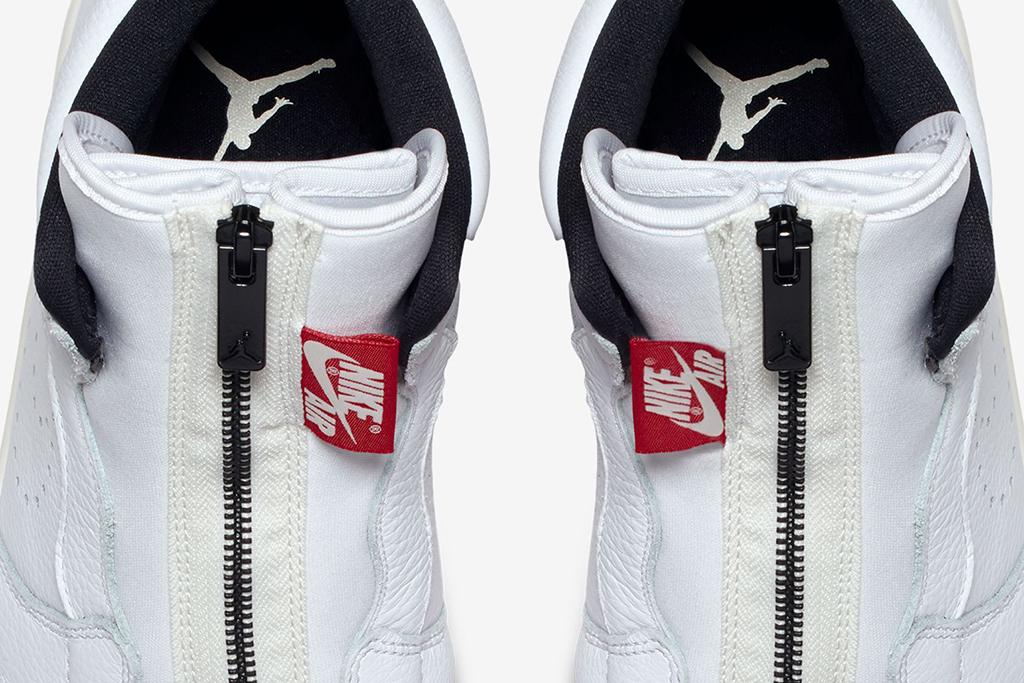 total utilizar Pase para saber  Air Jordan 1 High Zip Arrives for Men in 2 Retro-Inspired Colorways –  Footwear News