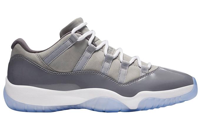 Air Jordan Retro 11 Low Basketball Shoes