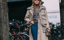 Oslo Fashion Week Street Style