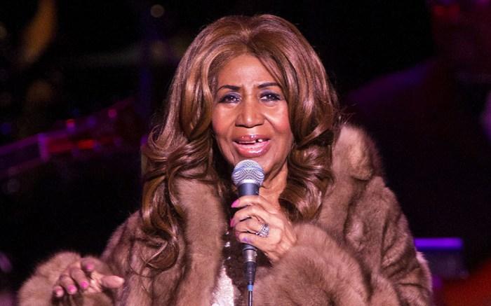 Aretha Franklin Aretha Franklin in concert at The Mann Center, Philadelphia, USA - 26 Aug 2017