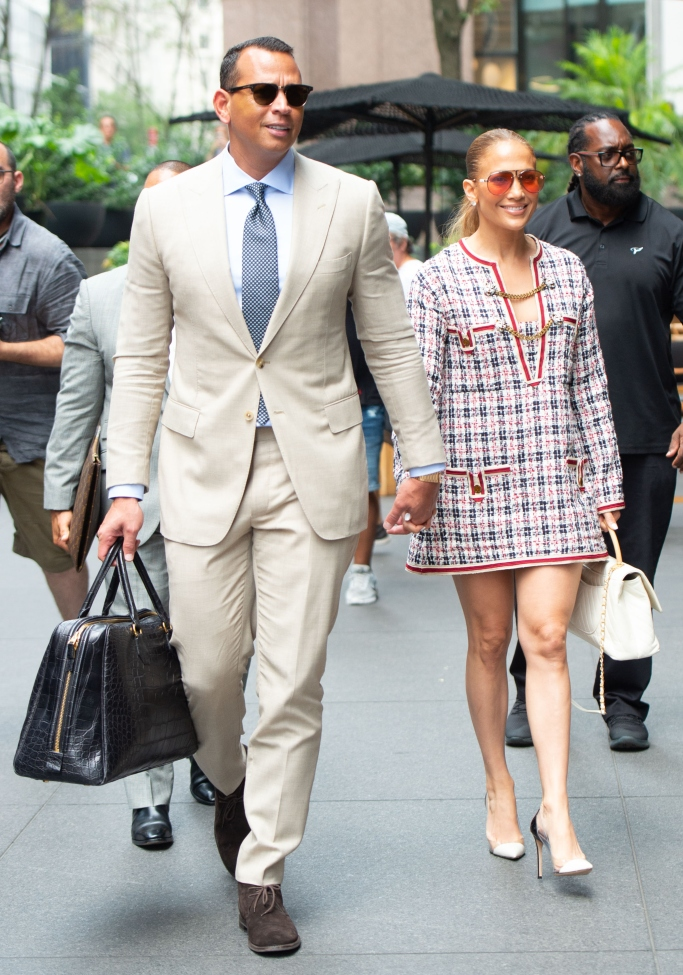 Alex Rodriguez and Jennifer Lopez, gucci, gianvito rossi plexi pumps