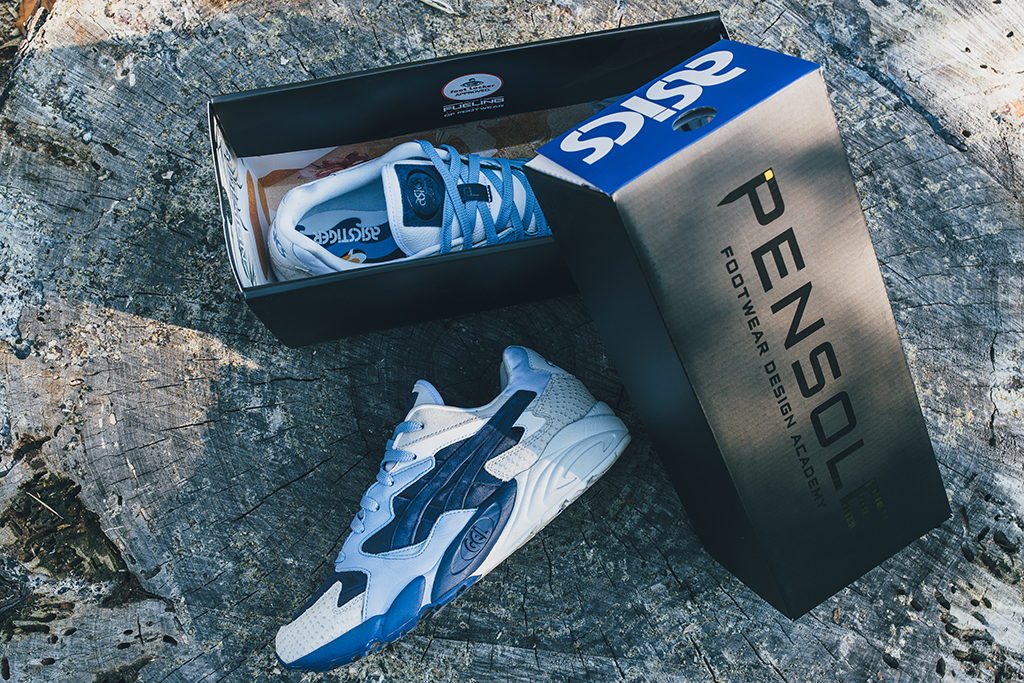 Asics Tiger x Foot Locker x Pensole Once Upon A Time In Kobe Gel-Diablo