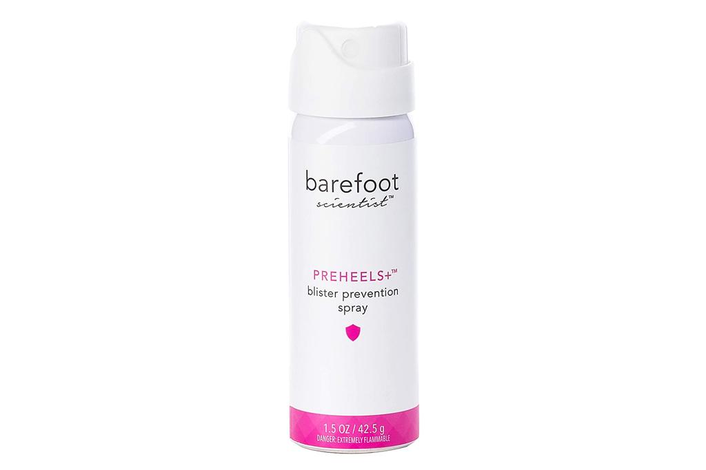 barefoot, preheel spray