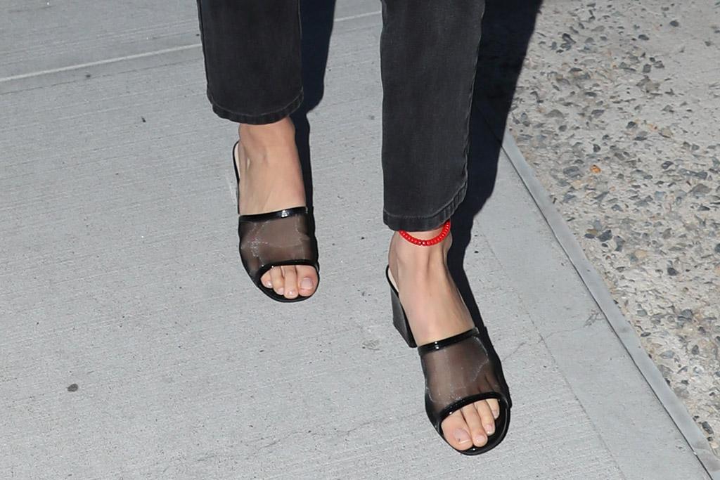 Bella Hadid shoes