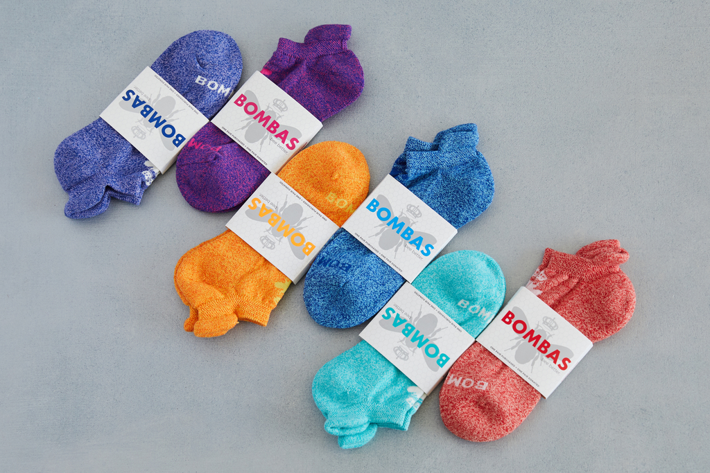 Bombas sock collection