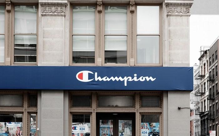 Champion New York City NYC