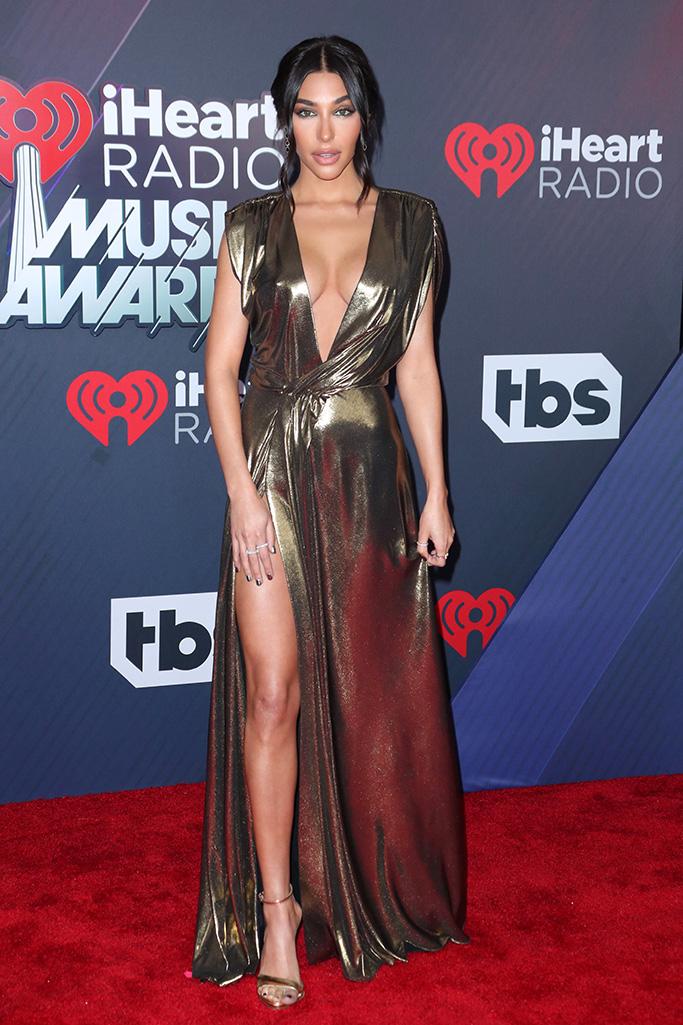 Chantel Jeffries iHeart Radio Music Awards, Arrivals, Los Angeles, USA - 11 Mar 2018