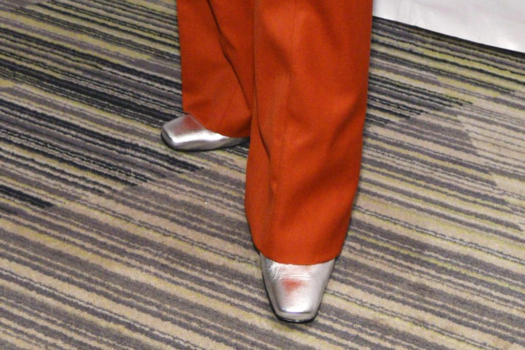 Chloe Grace Moretz shoes