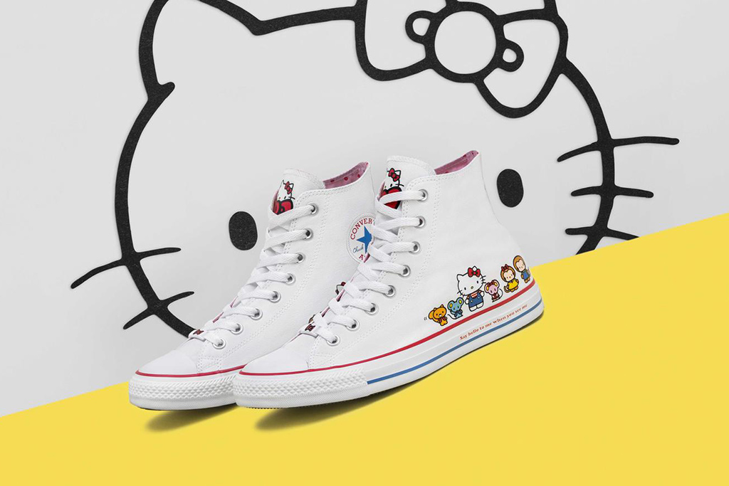 Chuck Taylor Hello Kitty