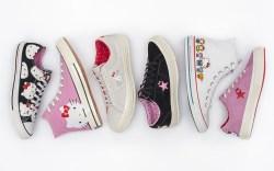 Hello Kitty Converse Chuck Taylor