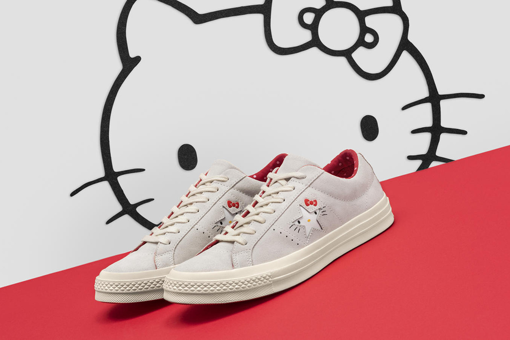 Hello Kitty Converse One Star