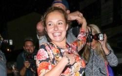Actress Hayden Panettiere is seen in