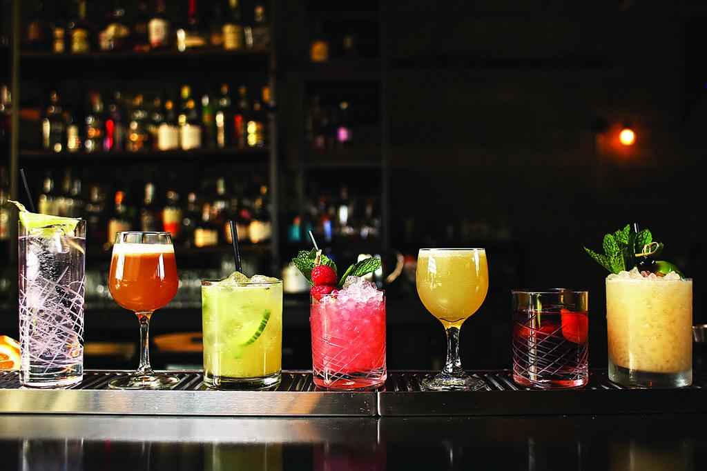 Jammyland, Las Vegas, Cocktail Bars