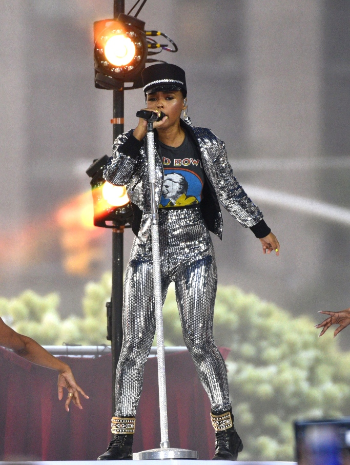 janelle monae, today show, silver outfit