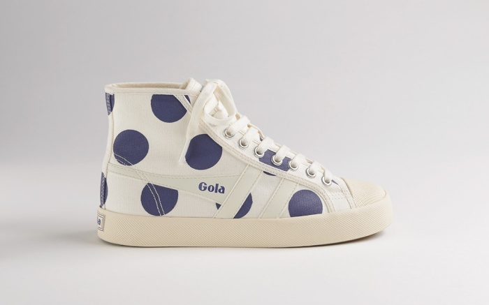 Gola for J. Crew Coaster high-top
