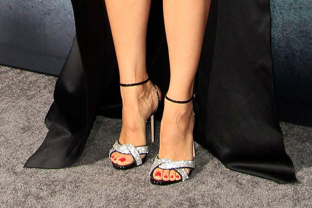Jennifer Garner shoes, Giuseppe Zanotti