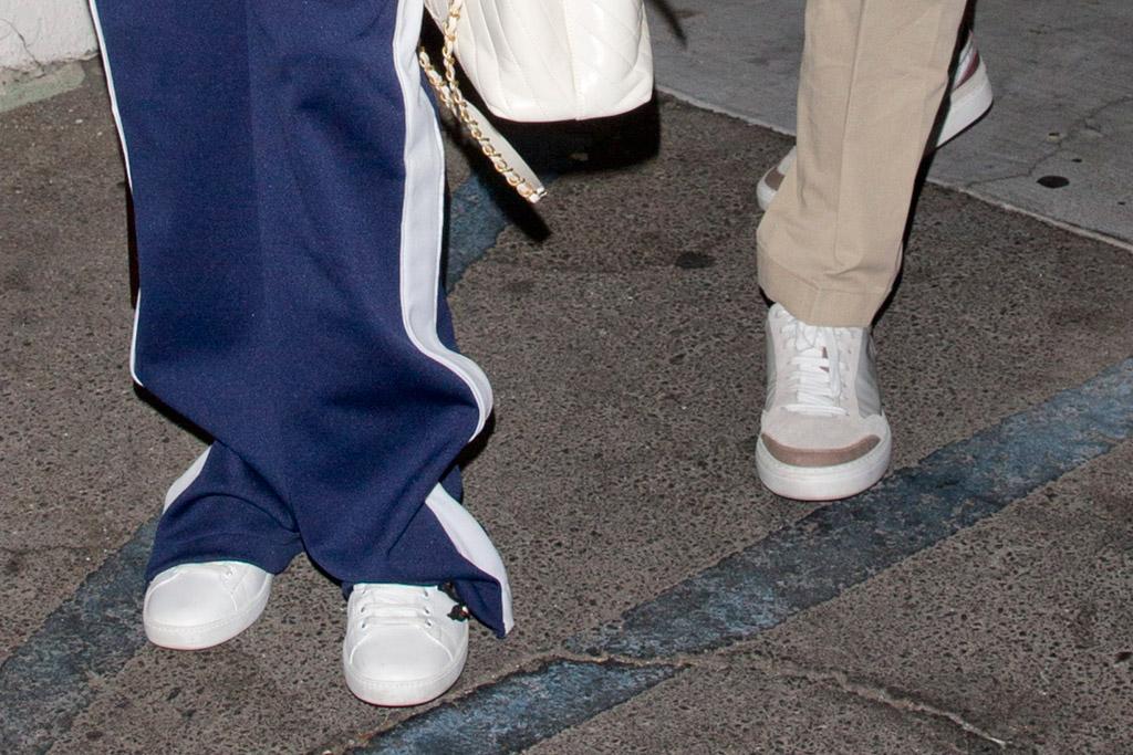 Jennifer Lopez shoes, Alex Rodriguez shoes