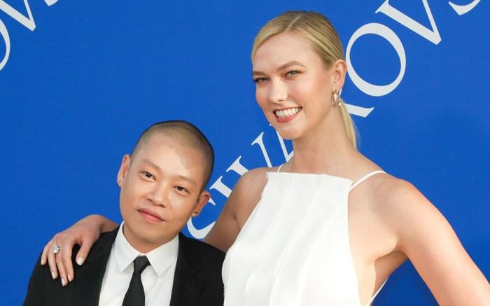 Jason Wu, Karlie Kloss, CFDA Fashion Awards, New York, USA - 04 Jun 2018