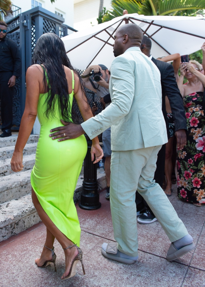 2 chainz wedding, kim kardashian, kanye west, yeezy, louis vuitton