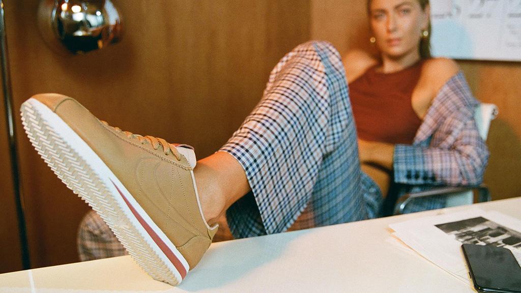 Maria Sharapova's New Nike Sneaker, La