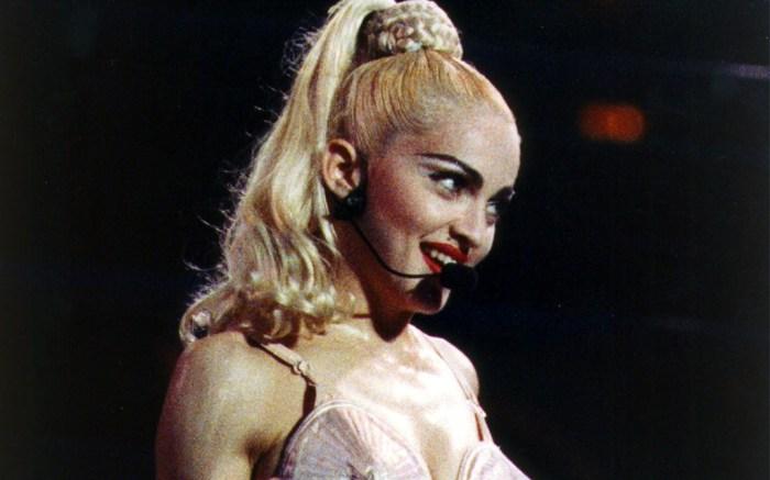 Madonna-birthday-bustier-cone-bra