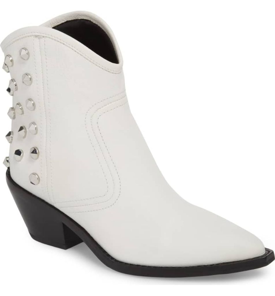 marc fisher fall 2018 baily studded western bootie