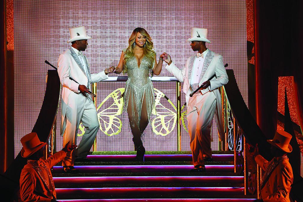 Mariah Carey, Las Vegas Show, Residency
