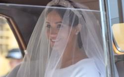 meghan markle royal wedding, givenchy