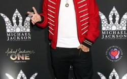 Celebs at the Michael Jackson Diamond Birthday Celebration