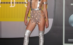 Miley Cyrus at the MTV Video Music Awards