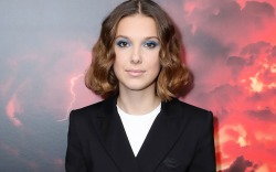Millie Bobby Brown Stranger Things 2