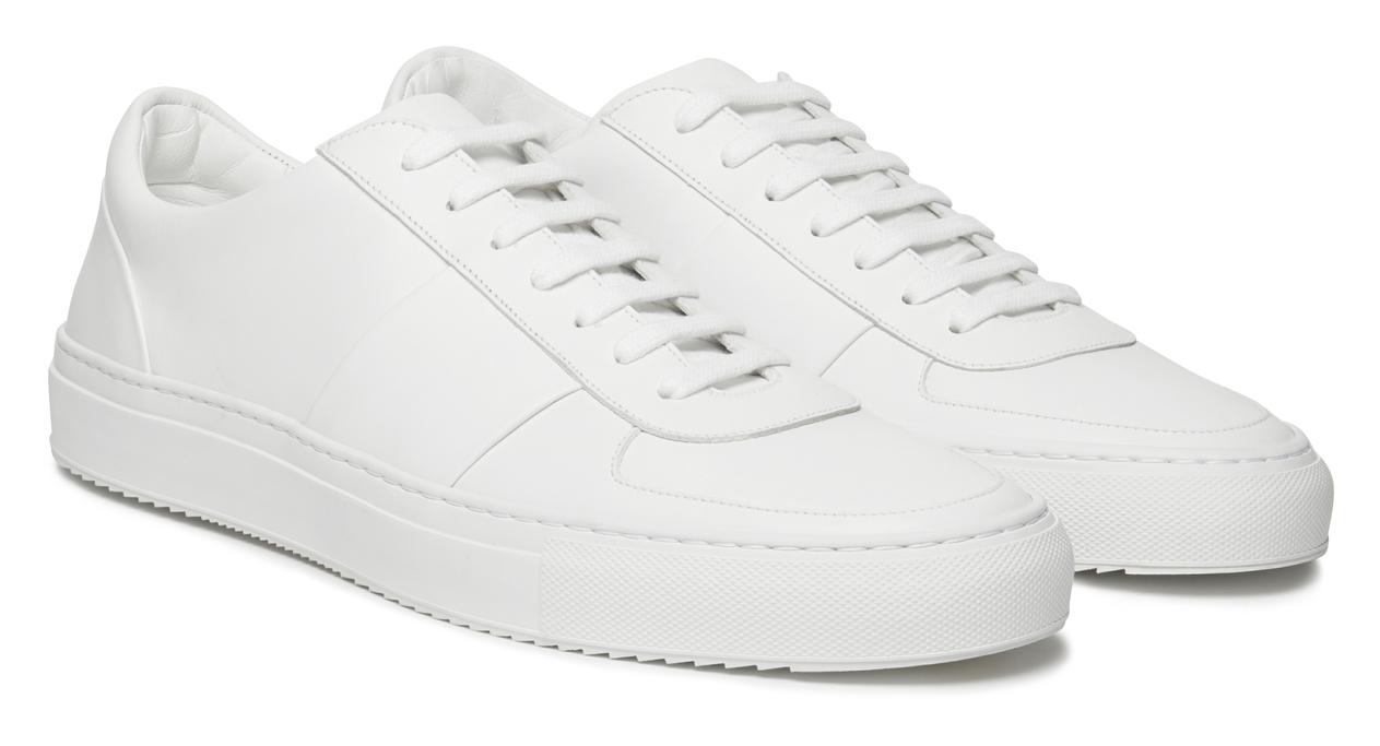 Mr. P. White sneaker