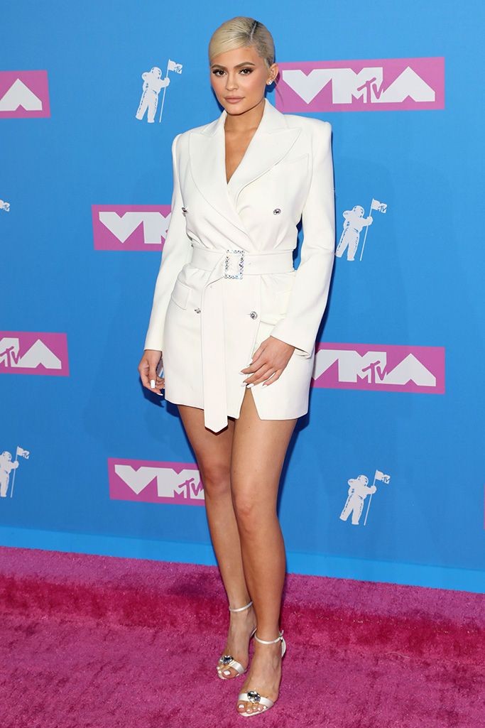 Kylie JennerMTV Video Music Awards, Arrivals, New York, USA - 20 Aug 2018