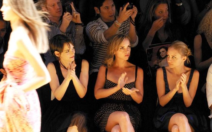 DKNY Spring / Summer 2009 Fashion Show, Mercedes-Benz Fashion Week, New York, America – 07 Sep 2008