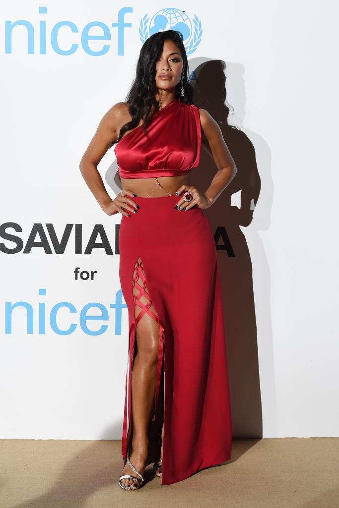 Nicole Scherzinger, unicef summer gala,