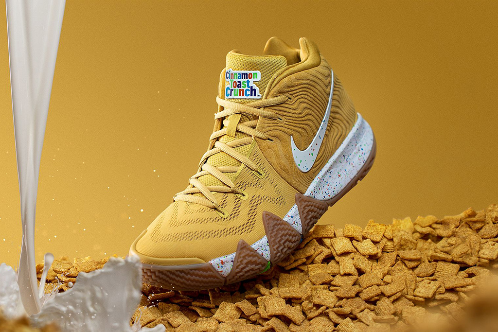 Nike Kyrie 4 'Cereal Pack' Release Info