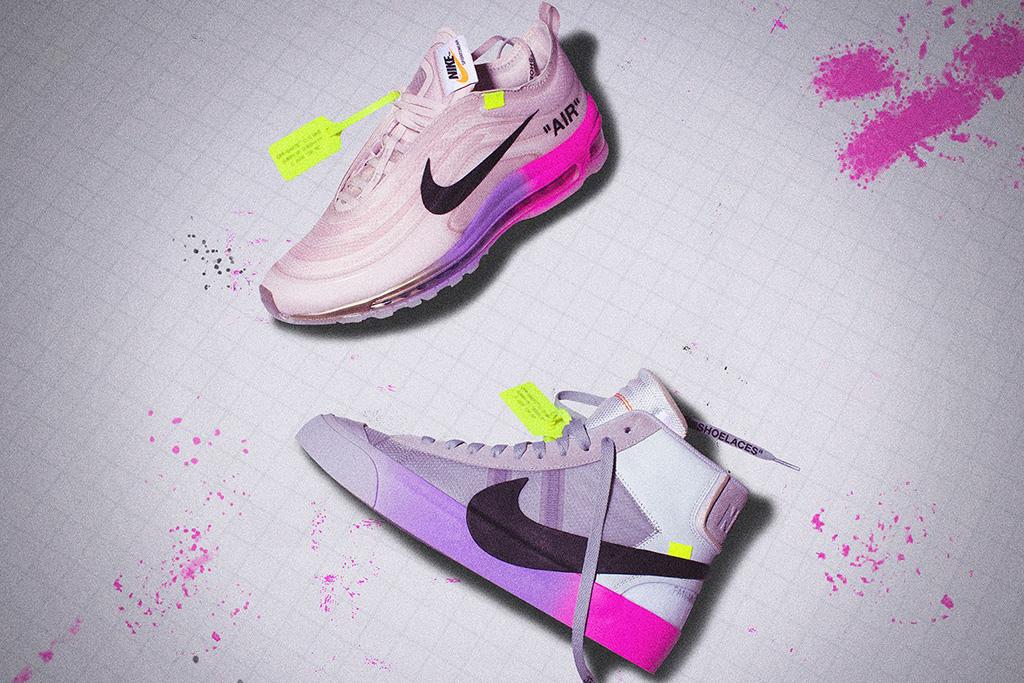 Serena Williams Off-White Nike Air Max 97