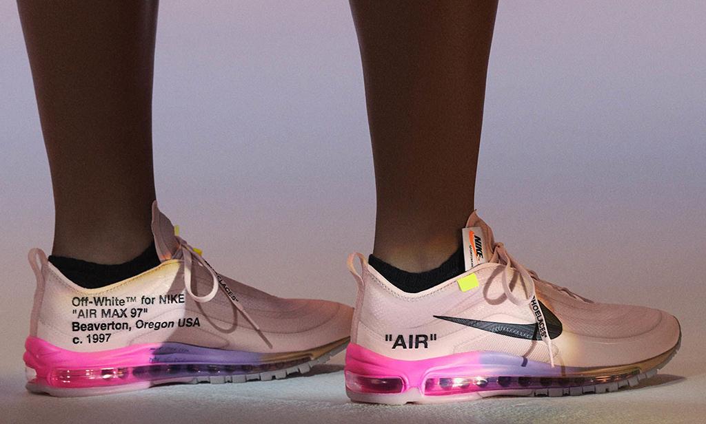 Off-White x Nike Air Max 97 Serena Williams