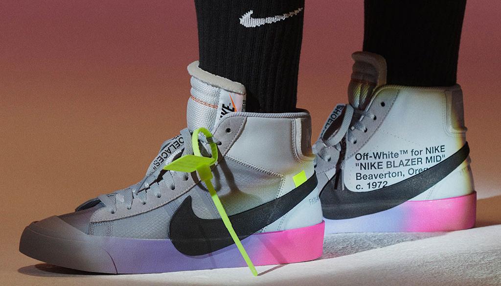Off-White Nike Blazer Serena Williams