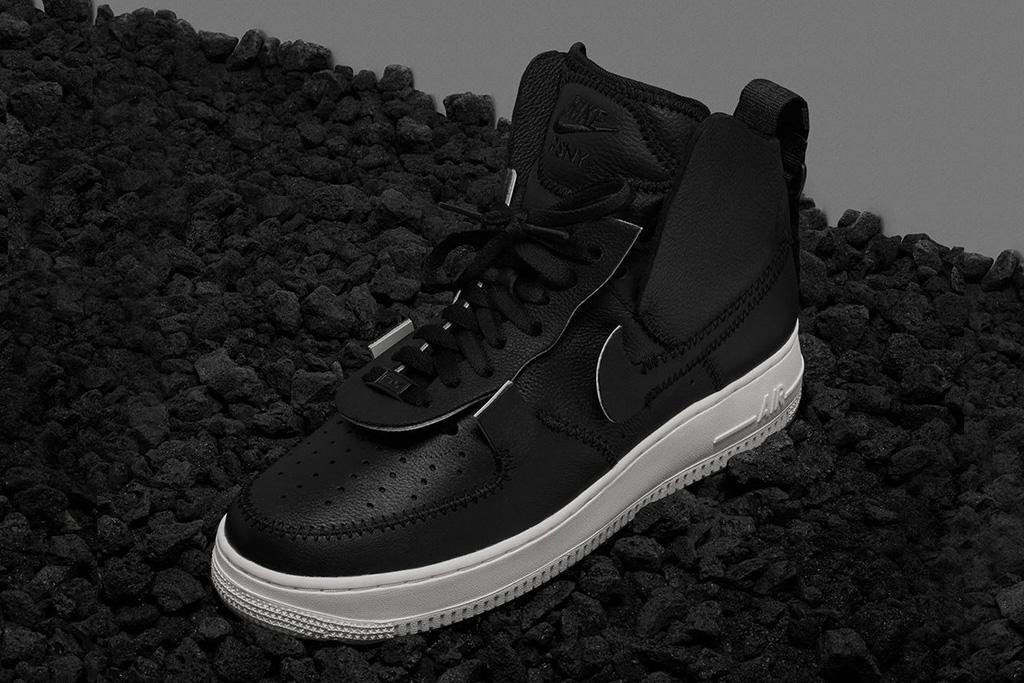 Nike PSNY AF1 Black