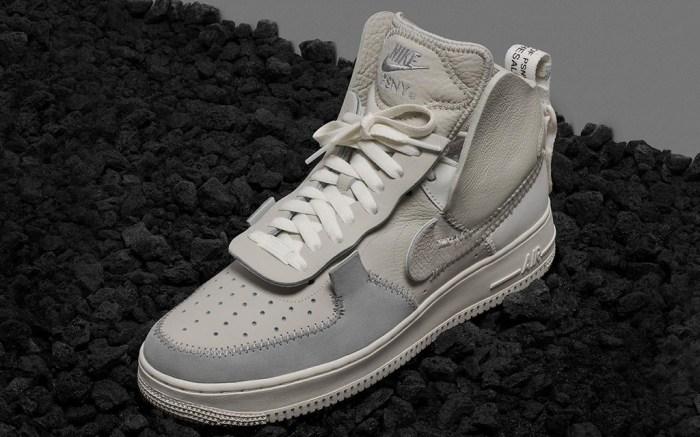 Nike PSNY AF1 Gray