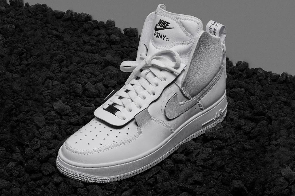 Nike PSNY AF1 White