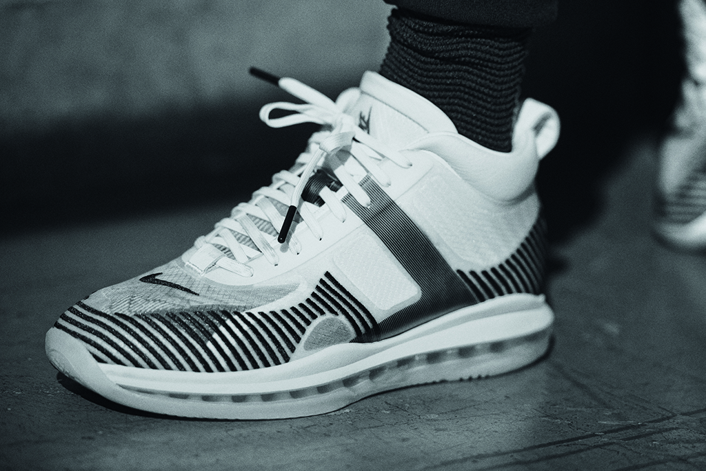 John Elliott LeBron sneaker