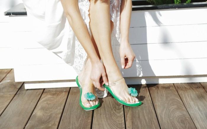 Nudagio sandals