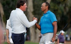 Phil Mickelson, Tiger Woods, Master Tournament,