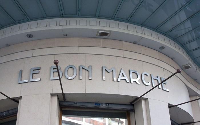 Le Bon Marche Paris FranceLe Bon Marche