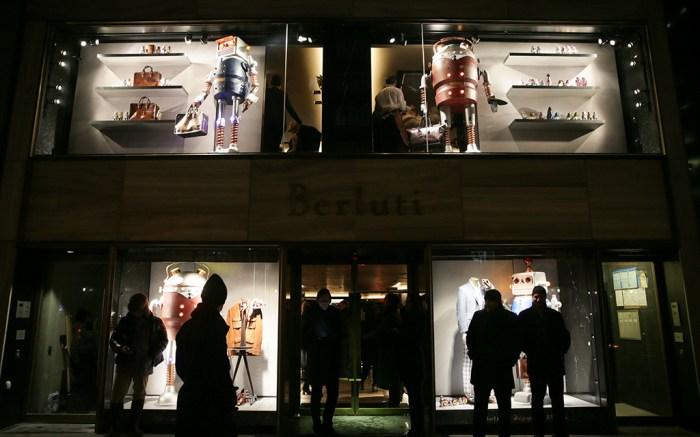BERLUTI-mosphere Berluti Madison Avenue Store Opening, New York, America - 06 Feb 2014