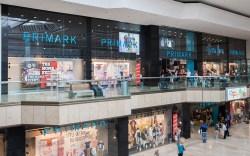 Primark High Street Shops, Westgate Arcade,